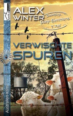 Verwischte Spuren - Daryl Simmons 7. Fall