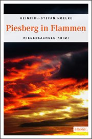 Piesberg in Flammen