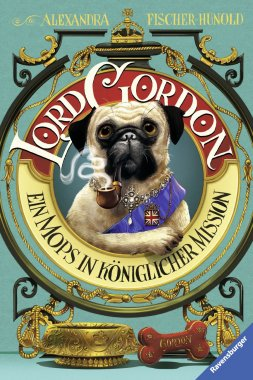 Lord Gordon. Ein Mops in königlicher Mission