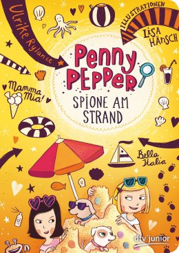Penny Pepper 5 - Spione am Strand