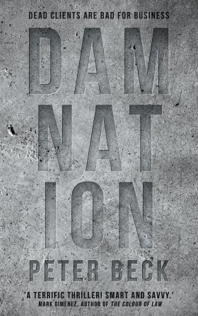 DAMNATION (hardback)
