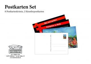 Postkartenkrimis Holle