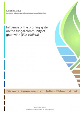 Influence of the pruning system on the fungal community of grapevine (Vitis vinifera)