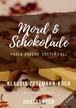 Die Paula Anders Reihe / Mord & Schokolade (Großdruck)