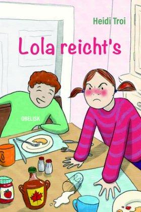 Lola reicht\