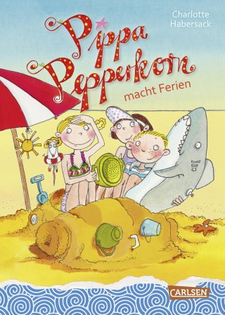 Pippa Pepperkorn 8: Pippa Pepperkorn macht Ferien
