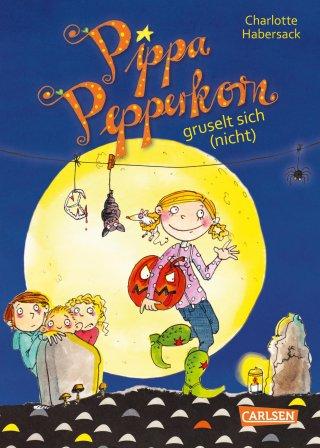 Pippa Pepperkorn 7: Pippa Pepperkorn gruselt sich (nicht)
