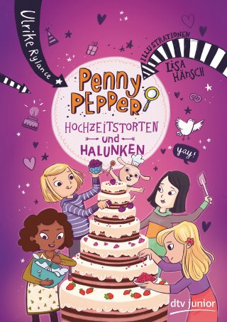 Penny Pepper – Hochzeitstorten und Halunken