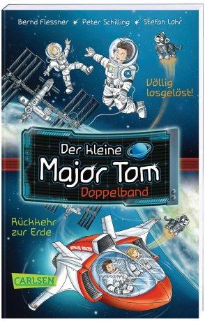 Der kleine Major Tom Doppelband (Enthält die Bände 1: Völlig losgelöst, 2: Rückkehr zur Erde)