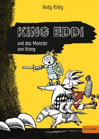 King Eddi und das Monster von Krong
