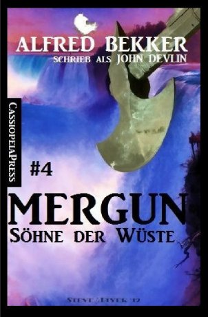 Mergun 4 – Söhne der Wüste