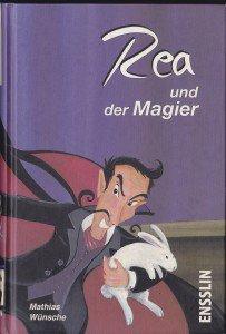 Rea und der Magier