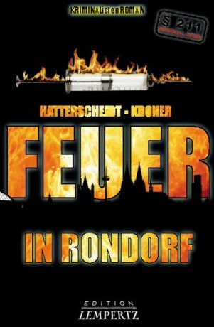 Feuer in Rondorf