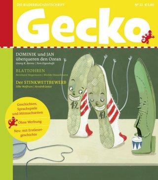 Gecko Kinderzeitschrift - Lesespaß für Klein und Groß / Gecko Kinderzeitschrift Nr. 22