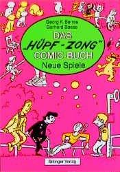 Spiele Comic-Buch