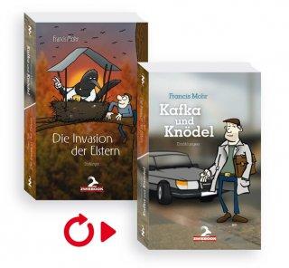 Kafka und Knödel - Die Invasion der Elstern