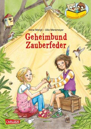 Gemeinsam lesen: Geheimbund Zauberfeder