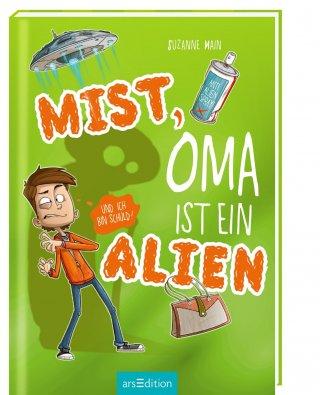 Mist, Oma ist ein Alien (und ich bin schuld!)
