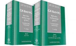 GK-BetrVG Betriebsverfassungsgesetz Gemeinschaftskommentar