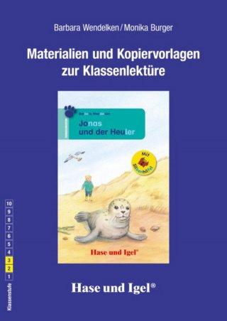 Begleitmaterial: Jonas und der Heuler / Silbenhilfe