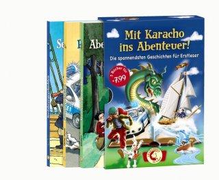 Leselöwen - Mit Karacho ins Abenteuer!