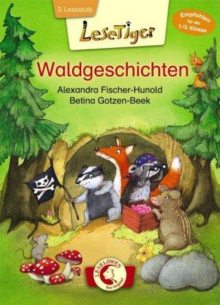 Lesetiger – Waldgeschichten