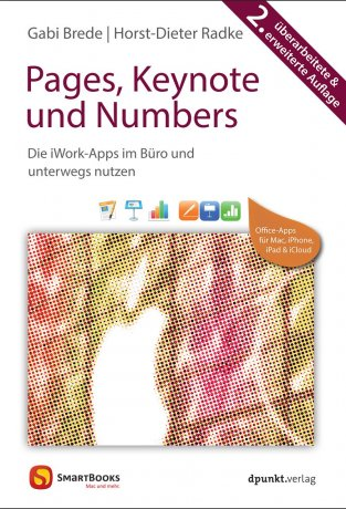 Pages, Keynote und Numbers