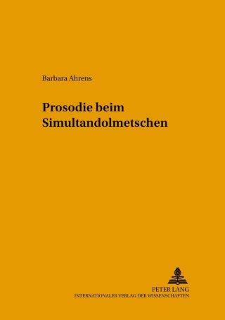 Prosodie beim Simultandolmetschen