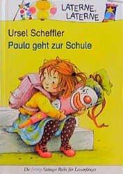 Paula geht zur Schule