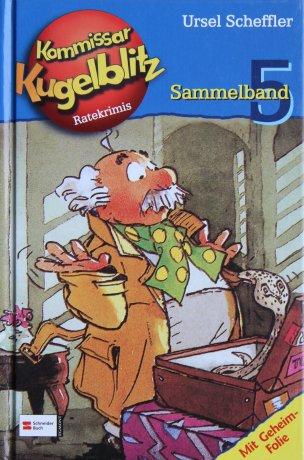 Kommissar Kugelblitz Sammelband 05