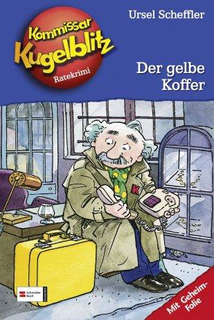 Kommissar Kugelblitz, Band 03